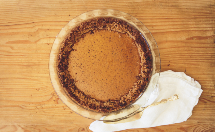 Recipe: A Pumpkin Pie Remix