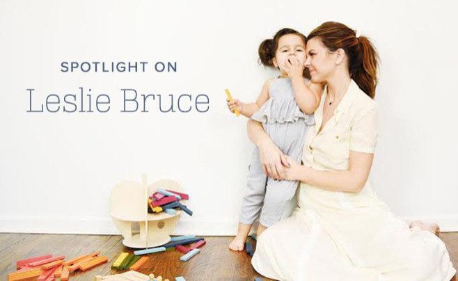 Rose & Rex: Spotlight on Leslie Bruce
