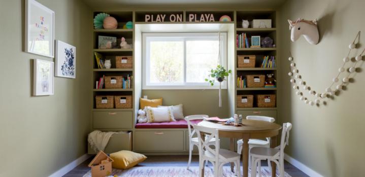 Lulu's Playroom Reveal