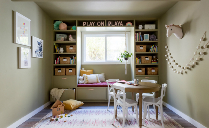Lulu's Playroom Reveal