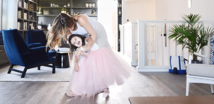 Choosing My Daughter in 2018