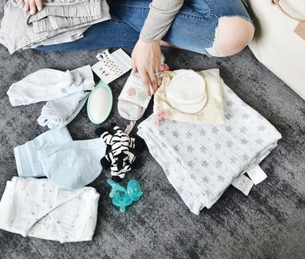The Unpacified Mama's Hospital Bag Checklist